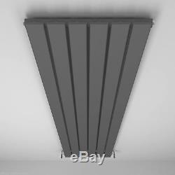 Vertical Designer Radiators Flat Column Tall Upright Panel Central Heating UK