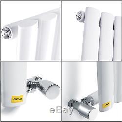 Vertical Designer Radiators Upright Tall Slimline Column Panel Central Heating