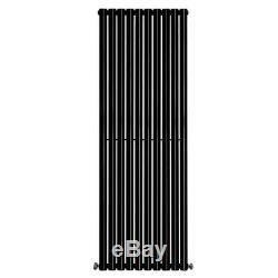 Vertical Double Panel Designer Bathroom Central Heating Radiator 1800x590mm