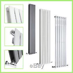 Vertical Flat Panel Designer Radiators Tall Upright Columns Central Heating
