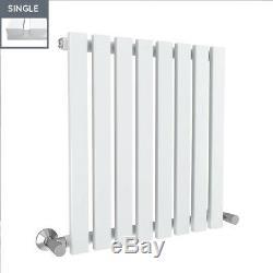 Vertical Horizontal Designer Radiator D Shape Flat Panel Central Heating Rads