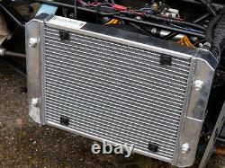 Vw Polo Derived Westfield & Other Kit Car, 42mm Aluminium Race Radiator Uk Made