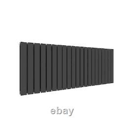 Wholesales Horizontal Double Flat Panel Designer Radiator Bathroom 600 x 1600 mm