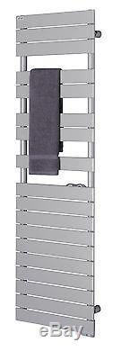 Zehnder Roda Spa Central Heating Towel Radiator White 1259mm x 500mm